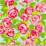 CN-366 Amy Butler Love Tumble Roses Pink