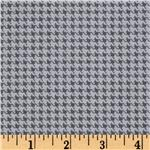 Designer Essentials Designer Houndstooth Grey