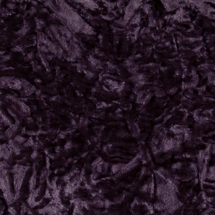 Crushed Velvet Plum