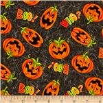 0275324 Who's Watching Pumpkin Boo Black