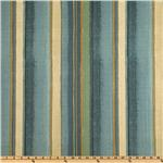 Tommy Bahama Indoor/Outdoor Kalani Stripe Ocean