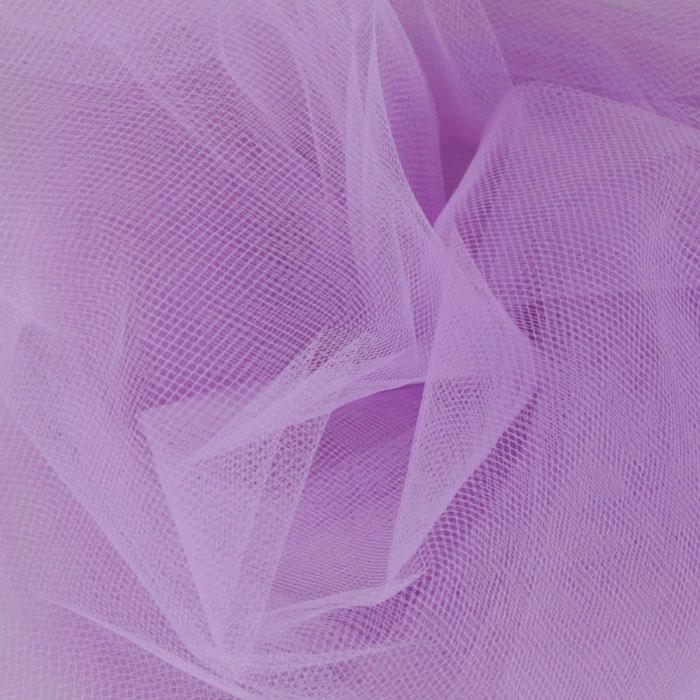 108&#39;&#39;Wide Nylon Tulle Grape