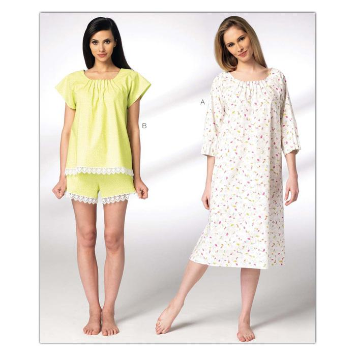 Kwik Sew Misses' Sleepwear Pattern