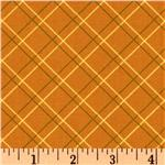 Michael Miller Hall of Fame Game Plaid Mustard