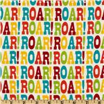 Roar Words Bright