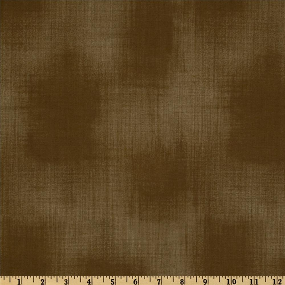 Moda Kasuri Woven Texture Cocoa
