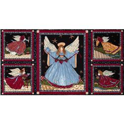 Angels From Above Panel Multi