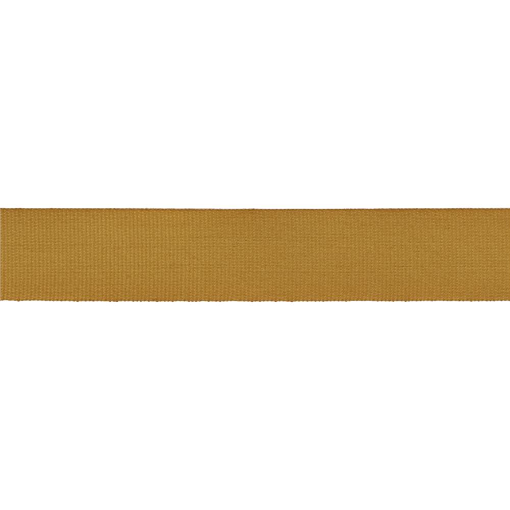 "5/8"" Faux Canvas Ribbon Antique Gold"