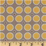 Millie&#39;s Closet Circle Dot Yellow