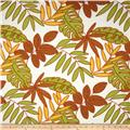 Tempo Indoor/Outdoor Botanical Orange/Green
