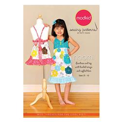 ModKid Naomi Dress & Top Pattern