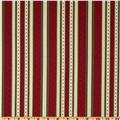 Moda Holiday In The Pines Holiday Stripe Red/Ivory