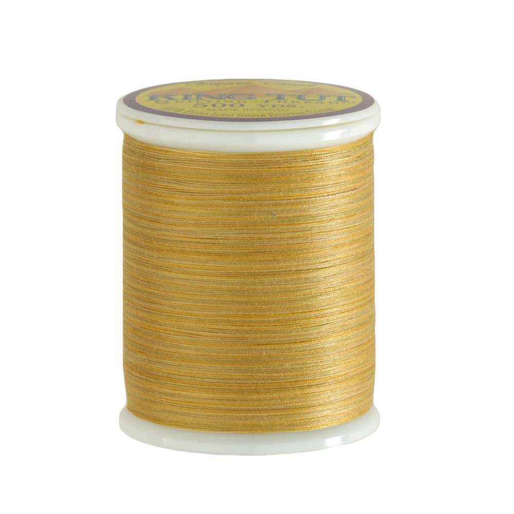 Superior King Tut Cotton Quilting Thread 3-ply 40wt 500yds Pyramids