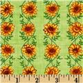 Pleasant Farm Sunflower Stripe Meadow
