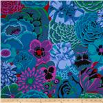 BJ-114 Kaffe Fassett Bekah Cobalt