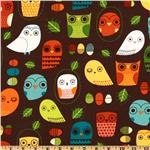 EQ-371 Critter Community Owls Retro