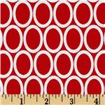 0268339 Remix Ovals Red
