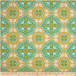 Joel Dewberry Notting Hill Historic Tile Canary