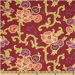 Amy Butler Gypsy Caravan Velvet Vine Grape