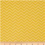 Garden Party Zig Zag Yellow