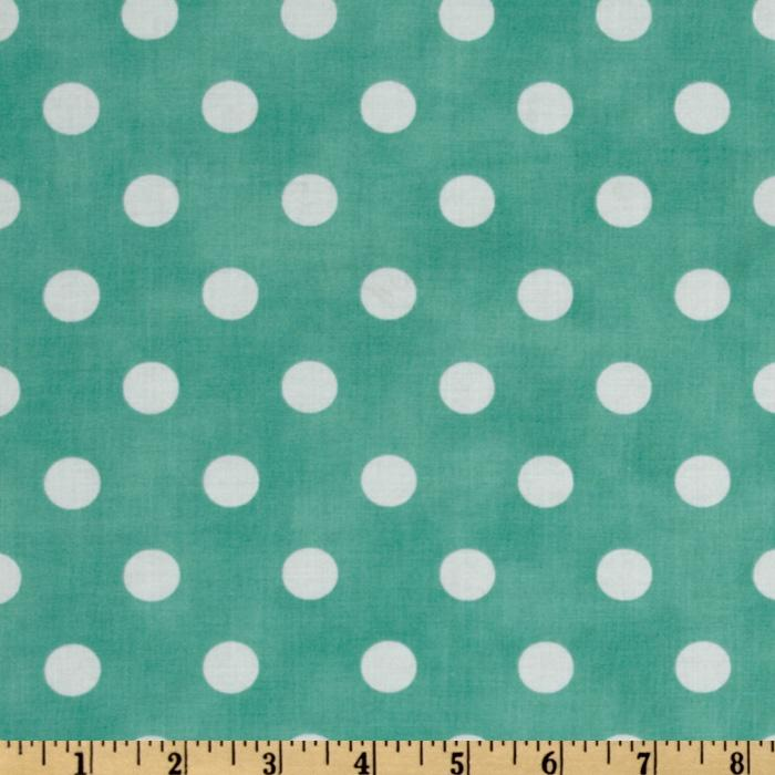 Moda Dottie (#45008-26) Blue/White