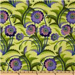 EY-106 Jane Sasssaman Early Birds Prairie Poppy Plum