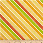 Riley Blake Hello Sunshine Stripe Yellow