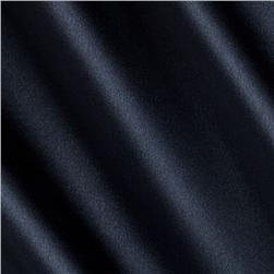 Tahari Stretch Satin Dark Navy