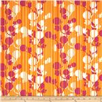 0272444 Dazzle Stripe Orange/Pink