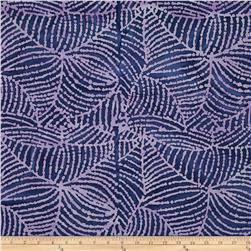 Indian Batik Web Purple/Lavender