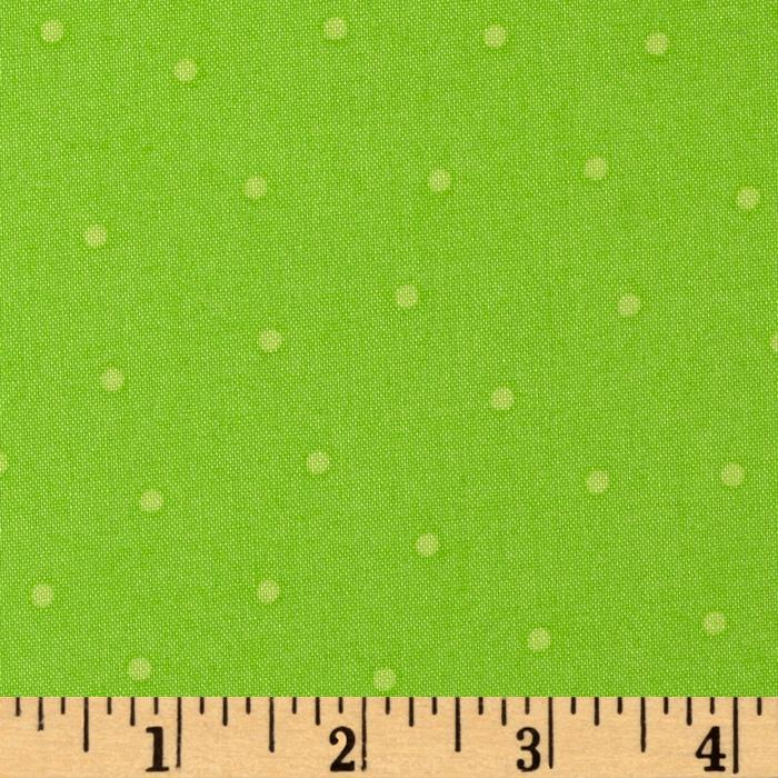 Bundle of Joy Dots Green