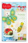 HBP-012 Heather Bailey Flutterby Pincushions Pattern