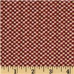 0273347 Classic Collection Checkered Red