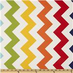 FT-367 Riley Blake Chevron Large Rainbow