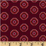 FV-431 Chicopee Ziggy Medallion Red