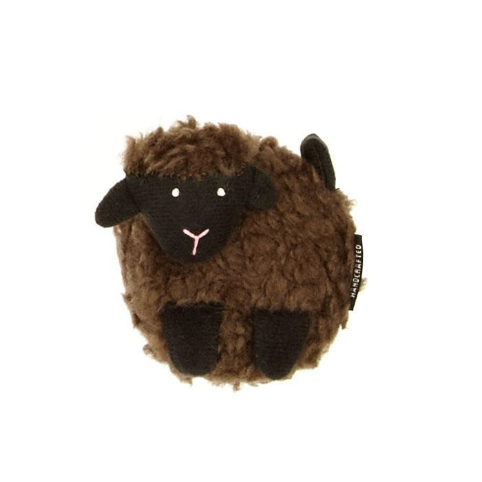 "Sheep Tape Measure 60"" Brown"