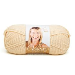 Lion Brand Vanna's Choice Yarn (123) Beige