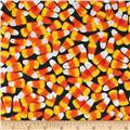 Kanvas Spooktacular Candy Corn Black