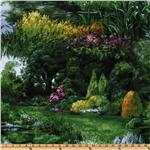 DR-184 Michael Miller Park Landscape Green