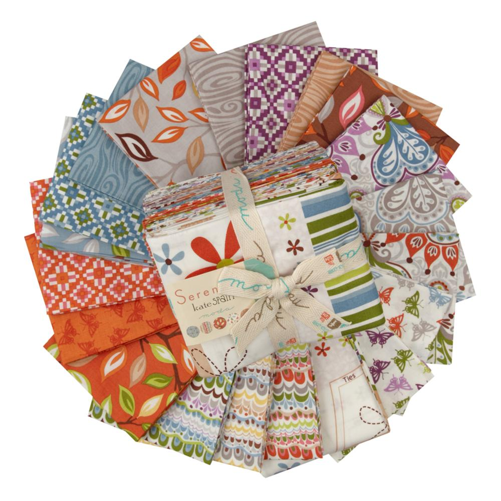 Moda Serenade Fat Quarter Assortment