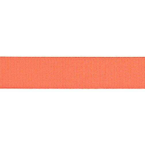 3/4'' Grosgrain Ribbon Orange