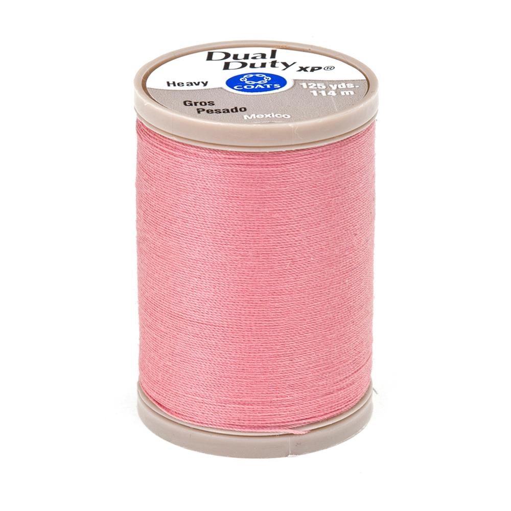 Coats & Clark Dual Duty XP Heavy 125yds Almond Pink