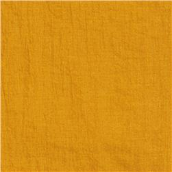 Nylon Crinkle Cloth Old Gold