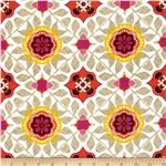 Ty Pennington Impressions 2012 Maya Sunset White/Tan