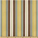 Premier Prints Terrace Stripe Chocolate/Natural