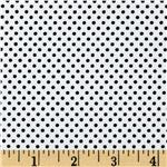 Pimatex Basics Pin Dot Ice/Black