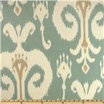 0264441 Home Accents Himalaya Ikat Robin Egg Blue