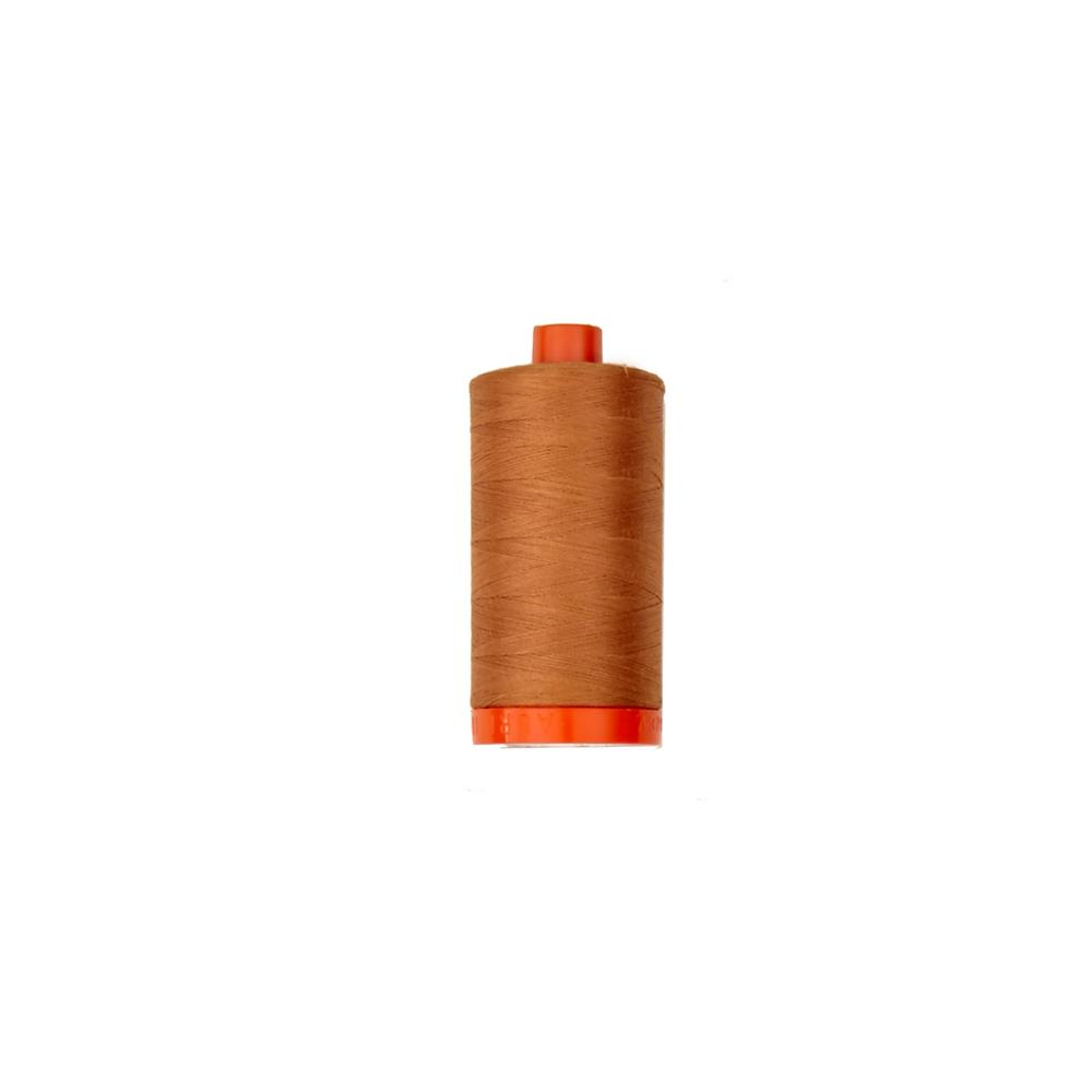Aurifil Quilting Thread 50wt Light Chestnut