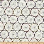 0295834 Ride Bicycle Tires White