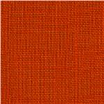 0291042 60&quot; Sultana Burlap Tangerine